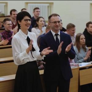 Студенты Самарского университета поздравили экипаж МКС с Днем космонавтики