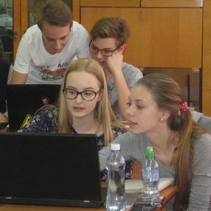 Самарский университет провел XVIII командный чемпионат по информатике, программированию и математике