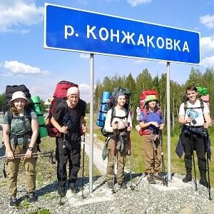 """""""Сварог"""" побывал на вершинах Уральских гор"""