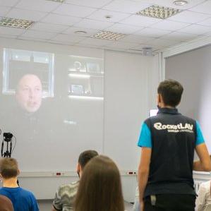 Студенты Самарского университета им. Королева задали вопросы Илону Маску