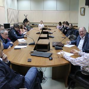 В Самарском университете состоялся круглый стол по проблеме социального познания