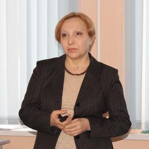 В университете состоялась открытая лекция профессора Ларисы Степановой