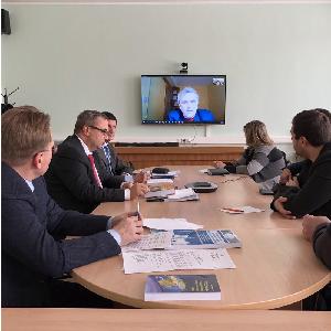 Университеты Самары и Белграда готовы сотрудничать в области космического права