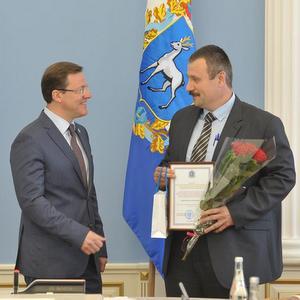 Губернские премии получили восемь ученых Самарского университета