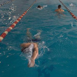Пловцы Самарского университета успешно выступили на чемпионате города
