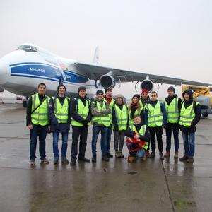 Студентов Самарского университета приглашают строить воздушные мосты