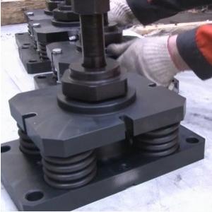 Завершились испытания инновационных виброопор силовых установок для железнодорожной техники