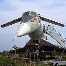 Ту-144: легенда оживает