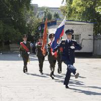 На военной кафедре состоялся первый выпуск сержантов запаса