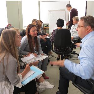 В университете завершился первый этап обучения муниципальных служащих