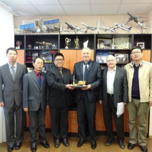 СГАУ и ведущий институт Китая в области космических технологий создали совместную лабораторию