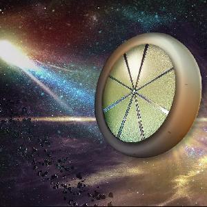 Ученые готовят надувной бублик для полета на край Солнечной системы