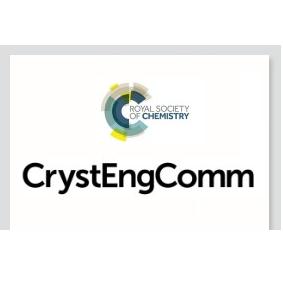Статья сотрудников МНИЦТМ вошла в число избранных редакцией журнала CrystEngComm
