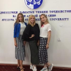 Студенты университета приняли участие в международной летней школе в Душанбе