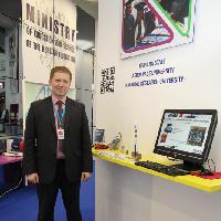 Международная промышленная выставка Hannover Messe-2014