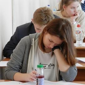 В университете прошел областной тур Всероссийской олимпиады для школьников по немецкому языку