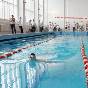В Самарском университете прошел Кубок вуза по плаванию