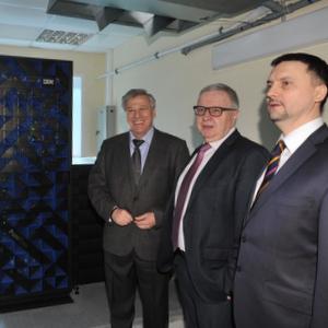 В СГАУ создана лаборатория по обработке данных сверхбольшого объема на основе Big Data