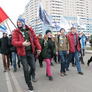 Студенты СГАУ отметили День народного единства
