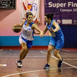 Баскетболистки Самарского университета обыграли соперниц из Калининграда