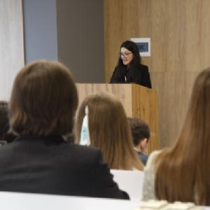 В Самарском университете прошла деловая игра «Модель ШОС»