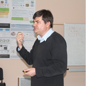 Владислав Блатов и итальянские коллеги наметили новые векторы сотрудничества