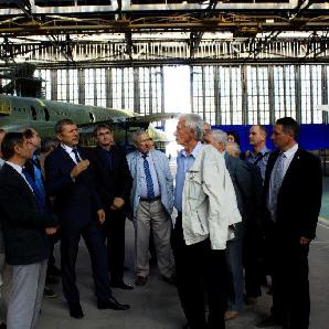 """""""Авиакор"""" и Самарский университет развивают сотрудничество в сфере подготовки кадров"""