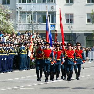 Военная кафедра Самарского университета и СВПО