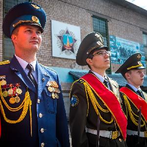 В Военно-учебном центре университета состоялся выпуск сержантов и солдат