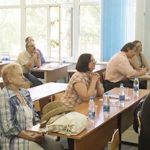 В Самарском университете состоялся научный семинар