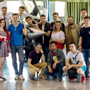 Студенты СГАУ прошли стажировку на Уральском заводе гражданской авиации