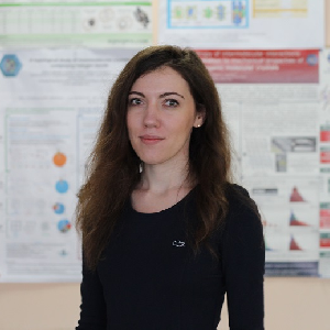 Аспирант из МГУ Екатерина Марченко побывала в МНИЦТМ