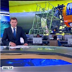 """В эфире телеканала """"Россия 1"""" вышел сюжет о СГАУ"""