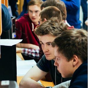 В Самарском университете прошел VII (XVIII) чемпионат Поволжья по спортивному программированию
