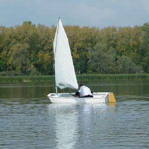 Яхт-клуб СГАУ проводит парусную регату
