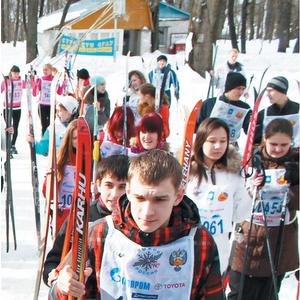 В лагере «Полёт» пройдёт день здоровья «Лыжня СГАУ»-2015