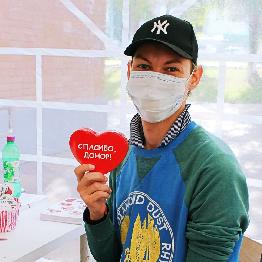 Осенняя донорская акция Самарского университета состоялась
