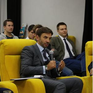 Михаил Абызов оценил самарские стартапы