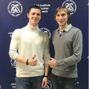 Роман Еремин и Павел Золотарёв приняли участие в AYSS-2018
