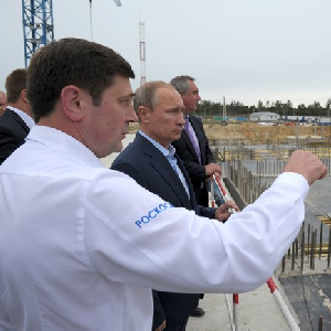 Студенты СГАУ встретились с руководством страны на космодроме «Восточный»