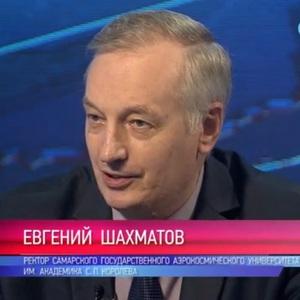 Евгений Шахматов рассказал о подготовке кадров для космической отрасли и исследовательской работе