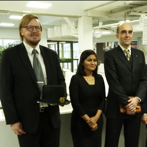 Присуждена первая собственная степень PhD Самарского университета
