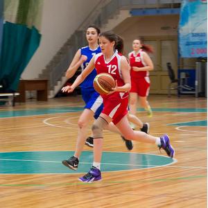 Баскетболистки Самарского университета третьи