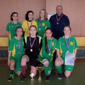 Команда СГАУ по мини-футболу стала третьей