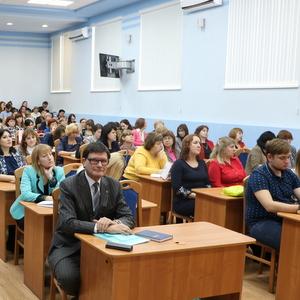 В Самарском университете учителя говорили о воспитании