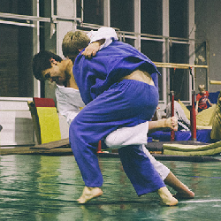 Кубок СГАУ по дзюдо собрал 70 борцов