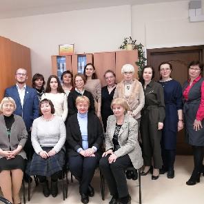 50-летие кафедры русского языка и массовой коммуникации