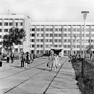 Как открывали классический университет