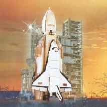 Поздравление с 25-летием со дня запуска ракеты-носителя «Энергия» с орбитальным кораблём «Буран»