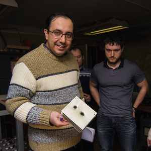 Представитель университета Ирана посетил лаборатории Самарского университета